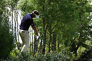 Christopher Mivis (BEL) in action during the third round of the Hauts de France-Pas de Calais Golf Open, Aa Saint-Omer GC, Saint- Omer, France. 15/06/2019<br /> Picture: Golffile | Phil Inglis<br /> <br /> <br /> All photo usage must carry mandatory copyright credit (© Golffile | Phil Inglis)