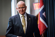 U. S. Special Representative for the Arctic, retired Admiral Robert J. Papp Jr.