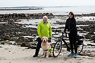 Wild Atlantic way irish guide dog cycle19