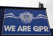 Loftus Road during the Sky Bet Championship match between Queens Park Rangers and Nottingham Forest at the Loftus Road Stadium, London, England on 12 September 2015. Photo by Matthew Redman.