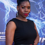 NLD/Amsterdam/20140422 - Premiere The Amazing Spiderman 2, Imanuelle Grives