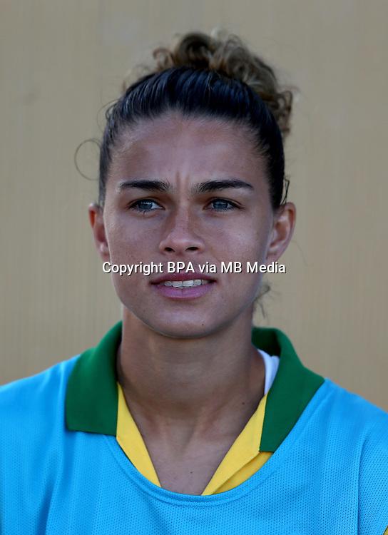 Fifa Womans World Cup Canada 2015 - Preview //<br /> Algarve Cup 2015 Tournament ( Municipal Stadium - Albufeira , Portugal ) - <br /> Brazil vs China 0-0 - Tamires Cassia Dias Gomes of Brazil