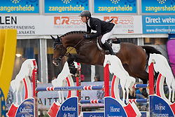 Greve Willem, NED, Grandorado TN<br /> FEI World Breeding Jumping Championships for Young horses - Lanaken 2016<br /> © Hippo Foto - Dirk Caremans<br /> 18/09/16