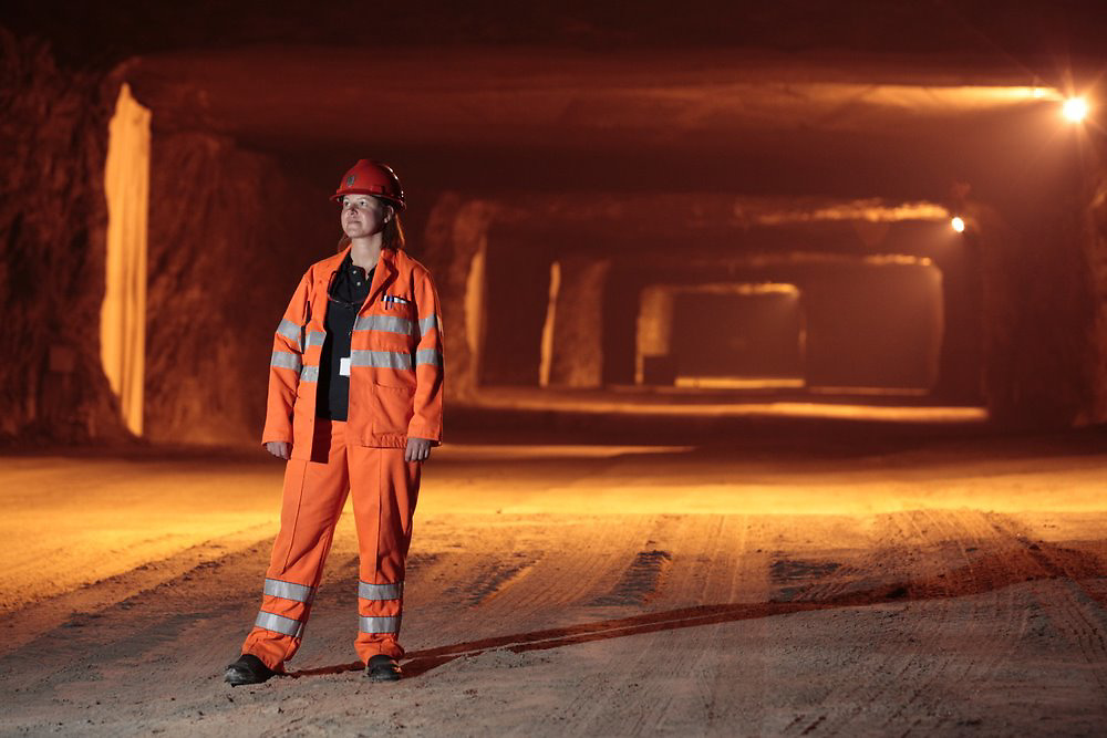 Cheshire Salt Mines - for Highways Agency