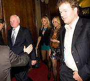 John Fredriksen; Geir Frantzen, The World Premiere of Young Victoria in aid of Children in Crisis and St. John Ambulance. Odeon Leicesgter Sq. and afterwards at Kensington Palace. 3 March 2009 *** Local Caption *** -DO NOT ARCHIVE -Copyright Photograph by Dafydd Jones. 248 Clapham Rd. London SW9 0PZ. Tel 0207 820 0771. www.dafjones.com<br /> John Fredriksen; Geir Frantzen, The World Premiere of Young Victoria in aid of Children in Crisis and St. John Ambulance. Odeon Leicesgter Sq. and afterwards at Kensington Palace. 3 March 2009