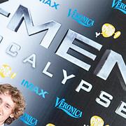 NLD/Amsterdam/20150518 - IMAX-première van X-Men: Apocalypse, Nick Golterman