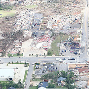 4-27-2011 Tornado arials - Tuscaloosa, Pleasant Grove, Pratt City