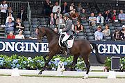 Csaba Szokola - Siracusa<br /> Longines FEI/WBFSH World Breeding Dressage Championships for Young Horses 2016<br /> © DigiShots