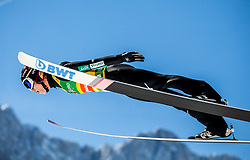 Ryoyu Kobayashi (JPN) soaring through the air during the Ski Flying Hill Individual Competition at Day 4 of FIS Ski Jumping World Cup Final 2019, on March 24, 2019 in Planica, Slovenia. Photo by Vid Ponikvar / Sportida
