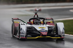 October 19, 2018 - Valencia, Spain - 66 ABT Daniel (ger), Audi Sport ABT Schaeffler Formula E Team during the Formula E official pre-season test at Circuit Ricardo Tormo in Valencia on October 16, 17, 18 and 19, 2018. (Credit Image: © Xavier Bonilla/NurPhoto via ZUMA Press)
