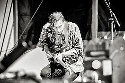 Painted Palms perform at Treasure Island Music Festival - 10/18/2014