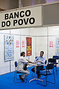 Belo Horizonte_MG, Brasil...Feira do Empreendedor 2010 no Expominas em Belo Horizonte, Minas Gerais. Na foto Banco do Povo...Entrepreneur Fair 2010 in Expominas in Belo Horizonte, Minas Gerais. In this photo Banco do Povo...Foto: JOAO MARCOS ROSA / NITRO
