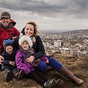 A day on the Salisbury Crags