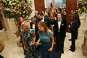 Princess Marie -Chantal of Greece and Emily oppenheimer-Turner, Ark Gala Dinner, Marlborough House, London. 5 May 2006. ONE TIME USE ONLY - DO NOT ARCHIVE  © Copyright Photograph by Dafydd Jones 66 Stockwell Park Rd. London SW9 0DA Tel 020 7733 0108 www.dafjones.com