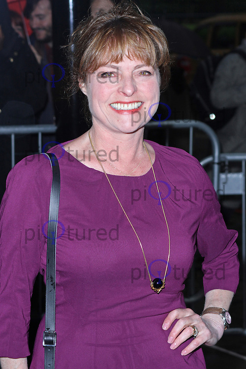Janet Ellis, The Radio Academy Awards 2014, Grosvenor House Hotel, London UK, 12 May 2014, Photo by Brett D. Cove