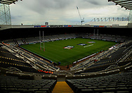 General Stadium view of St.James Park, Newcastle ahead of Day 1 of the the Betfred Super League Dacia Magic Weekend at St. James's Park, Newcastle<br /> Picture by Stephen Gaunt/Focus Images Ltd +447904 833202<br /> 20/05/2017