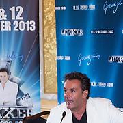 NLD/Amsterdam/20130808- Persconferentie Lekker concert Gerard Joling 2013,