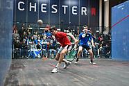 British Junior Squash Championship 2017 - Favourites