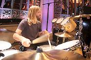 Taylor Hawkins for Modern Drummer