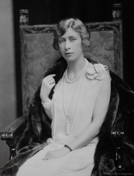 Royal Princess Viscountess Mary Lascelles, England, UK, 1928