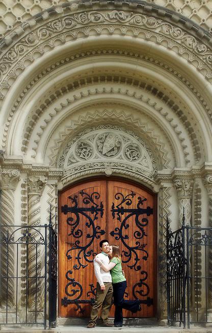 Liz and Kelin Engagement Photo Session