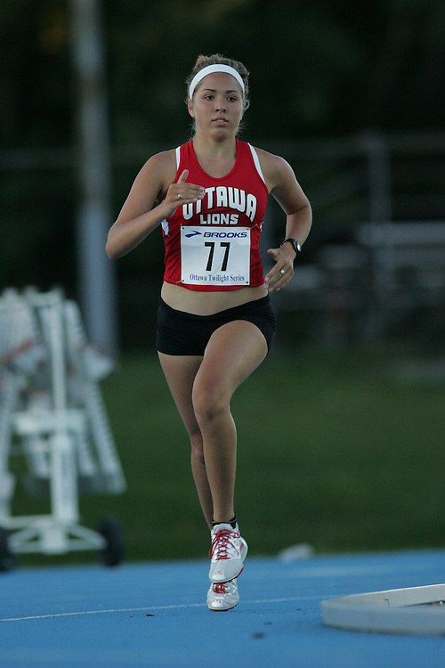 Assorted photographs from 2007 Ottawa Twilight Meet #9.