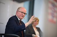 DEU, Deutschland, Germany, Berlin, 05.02.2020: Philip R. Lane, Chefvolkswirt der Europäischen Zentralbank (EZB).
