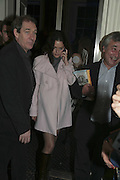 CHARLOTTE WINDMILL, Literary Review's Bad Sex In Fiction Prize.  In & Out Club (The Naval & Military Club), 4 St James's Square, London, SW1, 29 November 2006. <br />