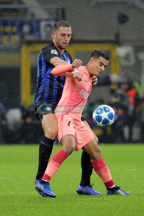 صور مباراة : إنتر ميلان - برشلونة 1-1 ( 06-11-2018 )  20181106-zaa-n230-443