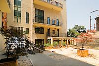 Courtyard at 35 Underhill Avenue