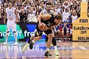 DESCRIZIONE : Berlino Berlin Eurobasket 2015 Group B Germany Germania - Italia Italy<br /> GIOCATORE : Dirk Niwotzki<br /> CATEGORIA : Palleggio Equilibrio Controcampo<br /> SQUADRA : Germania Germany<br /> EVENTO : Eurobasket 2015 Group B<br /> GARA : Germany Italy - Germania Italia<br /> DATA : 09/09/2015<br /> SPORT : Pallacanestro<br /> AUTORE : Agenzia Ciamillo-Castoria/GiulioCiamillo