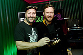 ADE - 538DJ Hotel - David Guetta wint Dance Smash Award