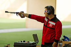 Shooting at the 2012 London Summer Paralympic Games