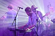 Photos of Icelandic electro pop band Kiriyama Family performing at club NASA in Reykjavik, Iceland. October 7, 2011. Copyright © 2011 Matthew Eisman. All Rights Reserved.