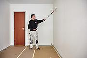 Enemærke & Petersens serviceafdeling i Ringsted , malerarbejde, maling