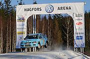 Rally Sweden 2012 - Karlstad