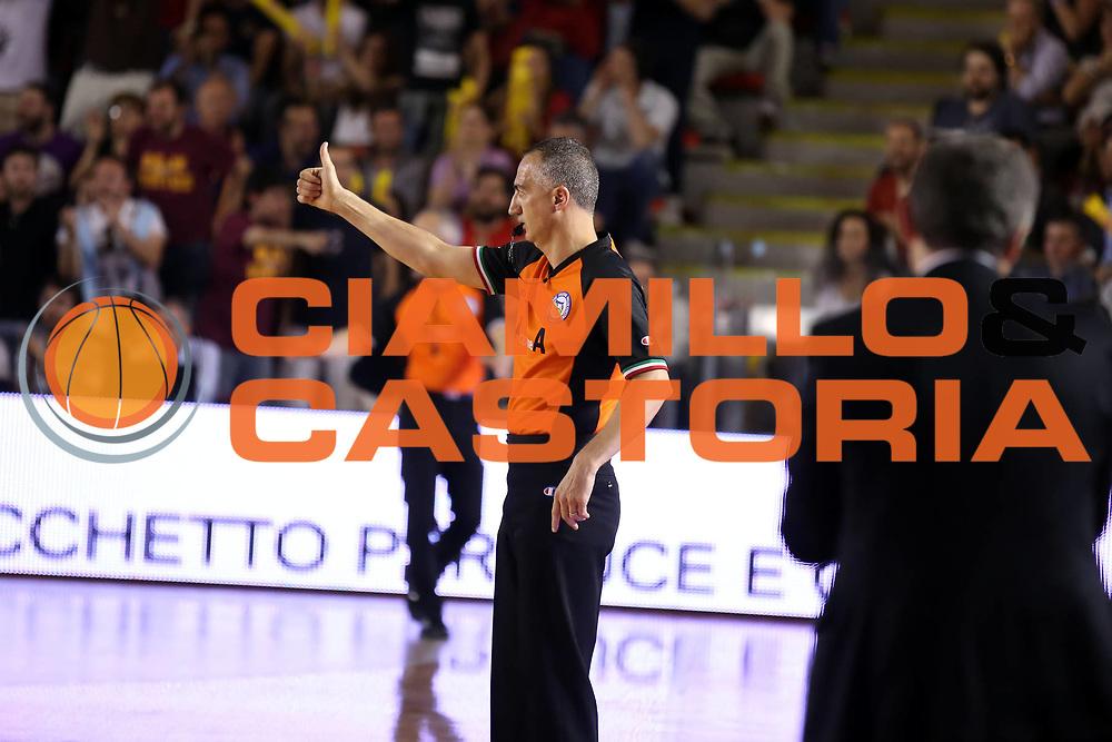 DESCRIZIONE : Roma Lega A 2012-2013 Acea Roma Montepaschi Siena playoff finale gara 1<br /> GIOCATORE : Rosario Paternic&ograve;<br /> CATEGORIA : arbitro referees<br /> SQUADRA : AIAP<br /> EVENTO : Campionato Lega A 2012-2013 playoff finale gara 1<br /> GARA : Acea Roma Montepaschi Siena<br /> DATA : 11/06/2013<br /> SPORT : Pallacanestro <br /> AUTORE : Agenzia Ciamillo-Castoria/ElioCastoria<br /> Galleria : Lega Basket A 2012-2013  <br /> Fotonotizia : Roma Lega A 2012-2013 Acea Roma Montepaschi Siena playoff finale gara 1<br /> Predefinita :