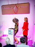 15-3-2018 THE HAGUE - Queen Maxima opens the expertise center Endometriosis in Balance in HMC Bronovo in The Hague. ROBIN UTRECHT<br /> <br /> 15-3-2018  DEN HAAG - Koningin Maxima opent het expertisecentrum Endometriose in Balans in HMC Bronovo in Den Haag. ROBIN UTRECHT