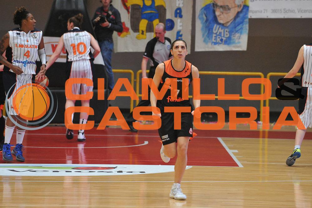 DESCRIZIONE : Schio Vicenza Lega A1 Femminile 2011-12 Coppa Italia Semifinale Famila Wuber Schio Liomatic Umbertide<br /> GIOCATORE : liron cohen<br /> CATEGORIA : esultanza<br /> SQUADRA :Famila Wuber Schio Liomatic Umbertide<br /> EVENTO : Campionato Lega A1 Femminile 2011-2012 <br /> GARA : Famila Wuber Schio Liomatic Umbertide<br /> DATA : 17/03/2012 <br /> SPORT : Pallacanestro <br /> AUTORE : Agenzia Ciamillo-Castoria/M.Gregolin<br /> Galleria : Lega Basket Femminile 2011-2012 <br /> Fotonotizia : Schio Vicenza Lega A1 Femminile 2011-12 Coppa Italia Semifinale Famila Wuber Schio Liomatic Umbertide<br /> Predefinita :