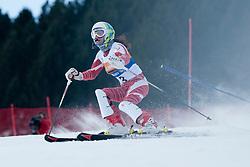 FARKASOVA Henrieta Guide:  SUBRTOVA Natalia, SVK, Slalom, 2013 IPC Alpine Skiing World Championships, La Molina, Spain