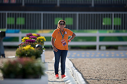 Werner Nicole, NED<br /> Olympic Games Rio 2016<br /> © Hippo Foto - Dirk Caremans<br /> 04/08/16