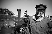Engine Enthusiast at Steamfest (2005). Steamfest is an award winning annual Festival held in April each year at Maitland In the Hunter Valley