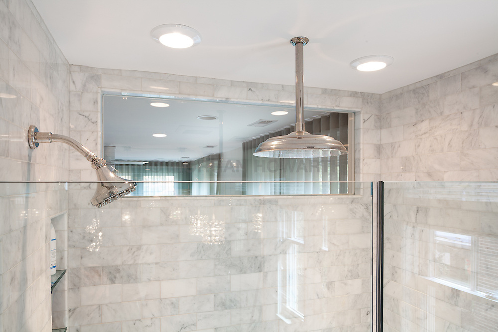 3819 Garfield Street, NW Washington, DC House architect design build Anthony Wilder Master Bathroom