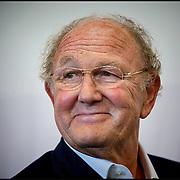 Nederland, Breukelen, 10-09-2012   Cultureel entrepreneur Joop van den Ende ontving bij de opening van het academisch jaar een eredoctoraat van Nyenrode Business Universiteit. FOTO: Gerard Til / Hollandse Hoogte