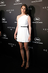 May 19, 2019 - Cannes, Alpes-Maritimes, Frankreich - Charlotte Casiraghi at the Kering and Cannes Film Festival Official Dinner during the 72nd Cannes Film Festival at Place de la Castre on May 19, 2019 in Cannes, France (Credit Image: © Future-Image via ZUMA Press)