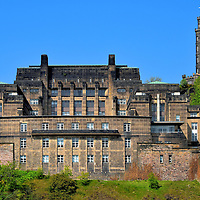 St. Andrew&rsquo;s House in Edinburgh, Scotland<br />