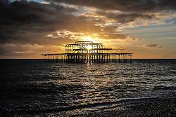 © Hugo Michiels Photography. Brighton, UK. Brighton Beach. Photo Credit: Hugo Michiels