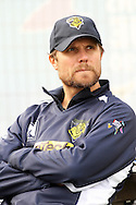 Dirk Nannes of the Victorian Bushrangers during the Bushrangers training session held at St Georges Park in Port Elizabeth on the 17 September 2010..Photo by: Shaun Roy/SPORTZPICS/CLT20