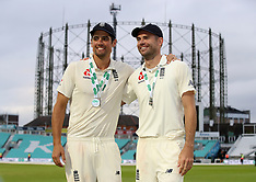 England v India - Fifth Test - Day Five - 11 Sept 2018