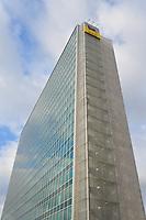 Il Palazzo ENI, o più comunemente Palazzo di vetro, è la sede dell'Ente Nazionale Idrocarburi e si trova nel quartiere EUR a Roma, all'estremità est del laghetto, in Piazzale Enrico Matte